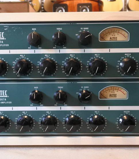 Altec 1567A Mixers ¥Ask!!