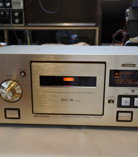 Teac V-8030S Cassette Deck ¥Sold out!!