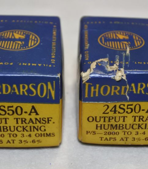 Thordarson 24S50-A SE Output Transformers ¥Sold out!!