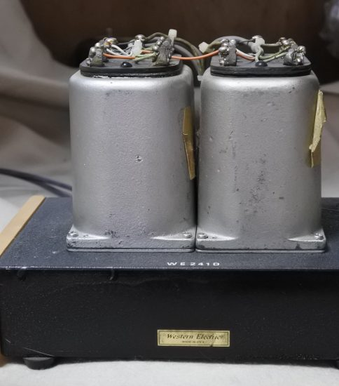 Western Electric D95658 Input Transformers ¥Ask!!