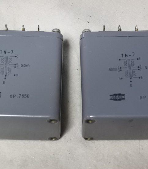 Tamuradio TN-7 Input Transformers \Sold out!!