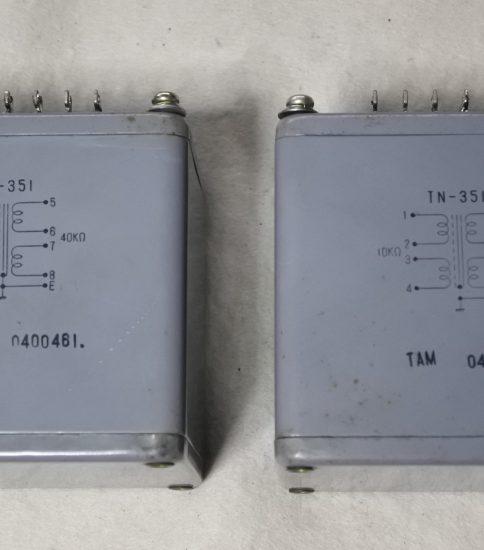 Tamradio TN-351 Interstage Transformers ¥75,600/Pair