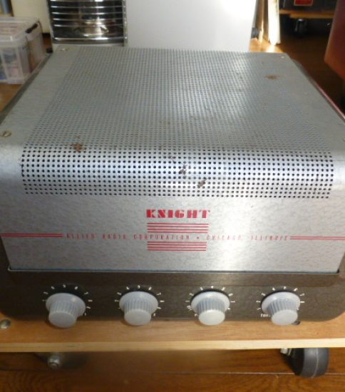 Knight Model No93 Power Amplifier ¥Sold out!!