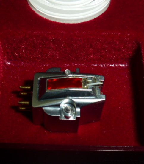 Bentz Micro MC Silver Cartridge ¥86,400
