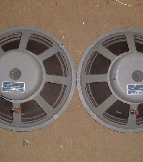 Jim Lansing/Ampex 150-4 ¥540,000/Pair