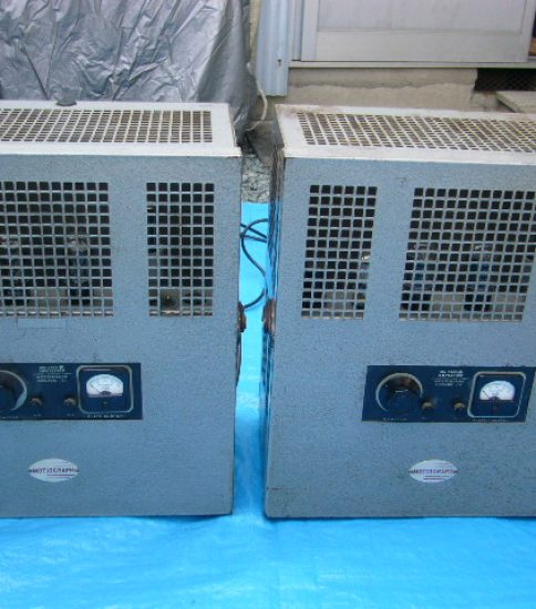 Motiograph MA7505 Amplifiers ¥540,000/Pair