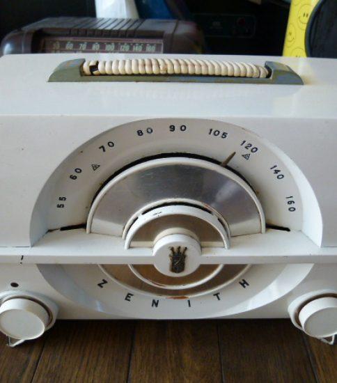 Zenith Radio  ¥27,000