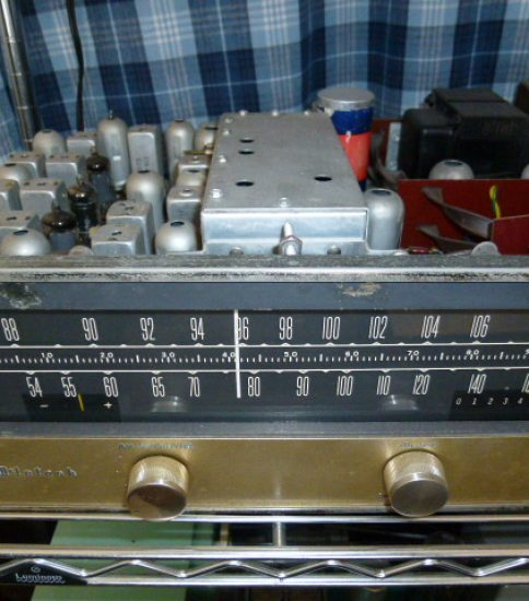 McIntosh MR-55A Tuner ¥77,000