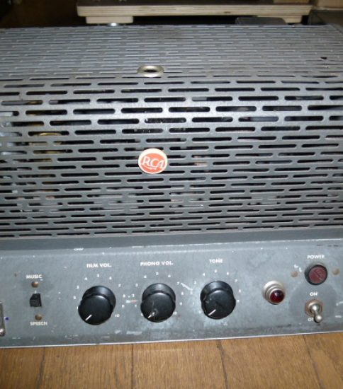 RCA MI9256 6L6PP Amplifier ¥108,000