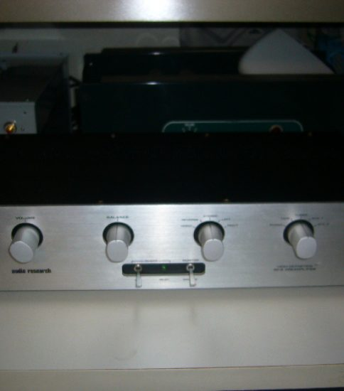 Audio Research SP-6A ¥129,600