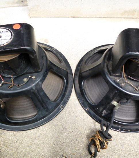 Jensen A-12 Speakers ¥Sold out!!