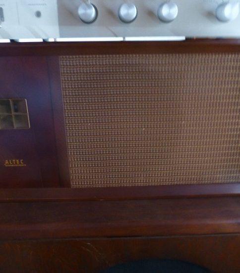 Altec Merodist Speaker system ¥440,000