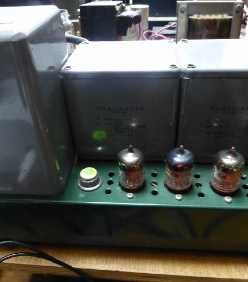 Western Electric 417A/5842PP Stereo Power Amplifier ¥Sold out!!
