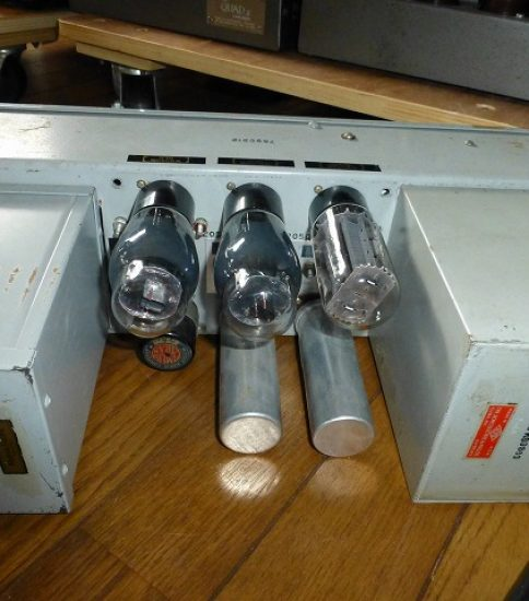Custom made 6L6PP Amplifier with WE519A OPT ¥440,000