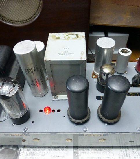Custom made 6L6PP power amplifier ¥385,000