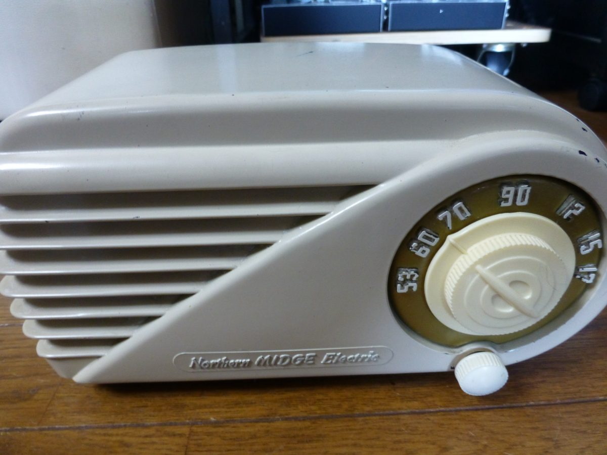 Northern Electric AM Radio ¥32,400