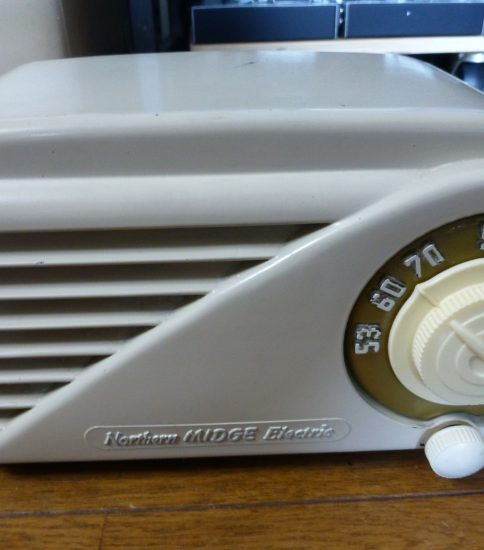 Northern Electric AM Radio ¥33,000