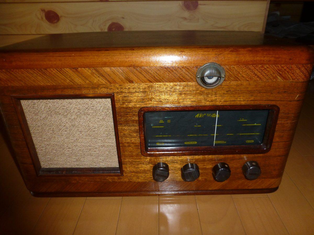 ARC Victor Radio ¥77,000