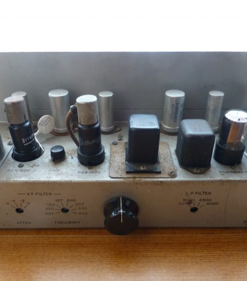 RCA Mono Preamplifier ¥132,000
