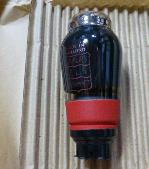 Philips Miniwatt EL5 Tube ¥Sold out!!