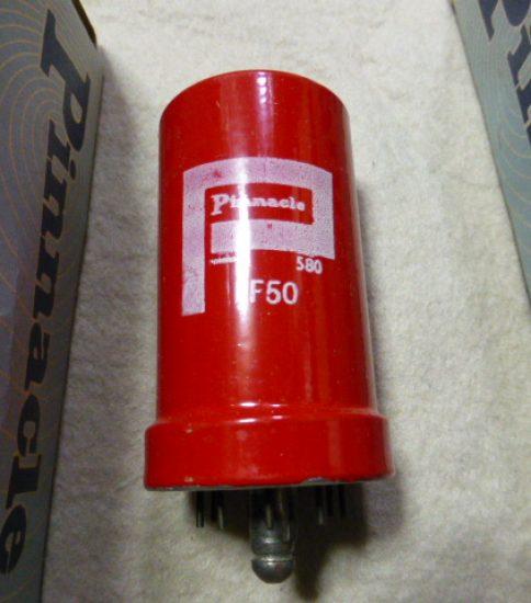 Pinnacle EF50 Tubes ¥2,200/Each