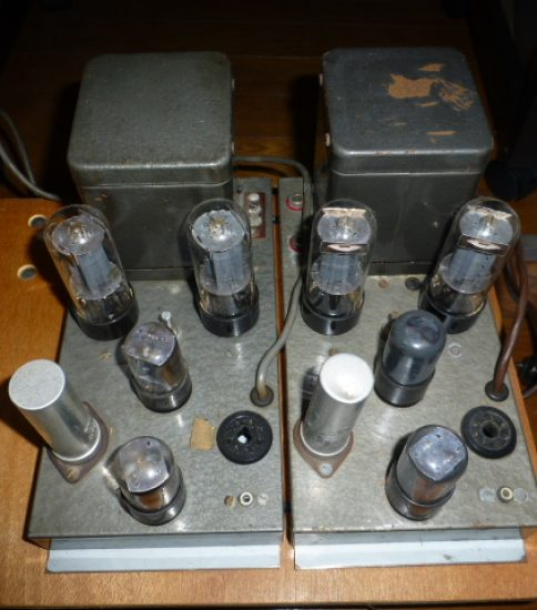 Heathkit W-3M Power Amplifiers ¥216,000/Pair