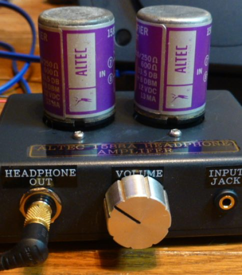 Altec 1588A Headphone Amplifier ¥55,000
