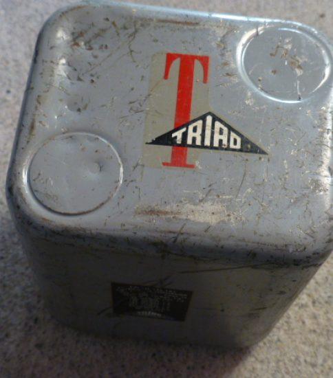 Triad HS-101 Matching Transformer ¥27,500