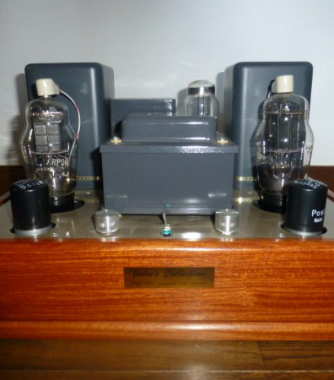 Valve's Collection KT44 Single Stereo Power Amplifier ¥440,000