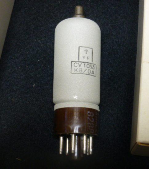 CV1053/EF37  tubes ¥5,500/Each
