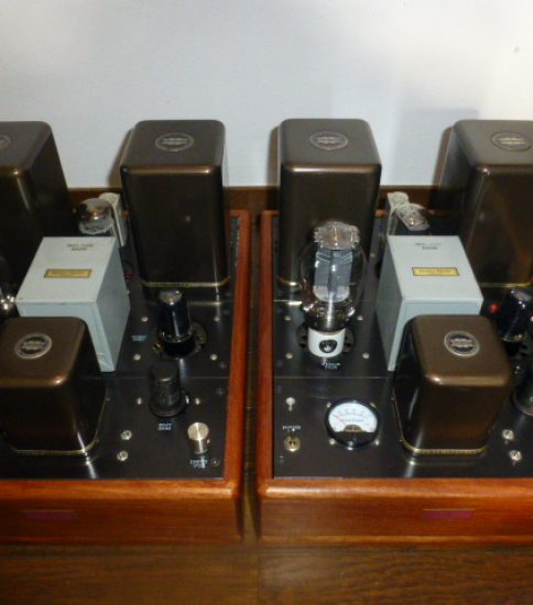 Valve's World 300B/PX25 single Mono power amplifiers ¥660,000/Pair