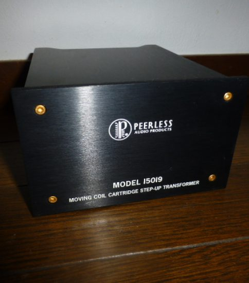 Peerless 15019 Step up transformer for MC Cartrige ¥Sold out!!