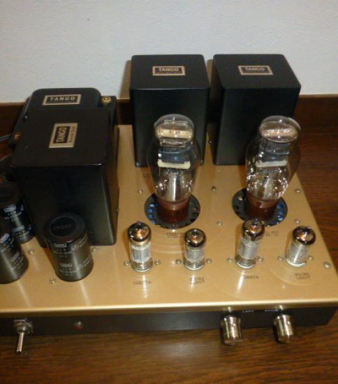 VT62(801A) single stereo power amplifier ¥198,000