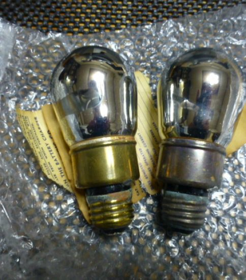 20X672 Tungar tubes ¥44,000/Pair