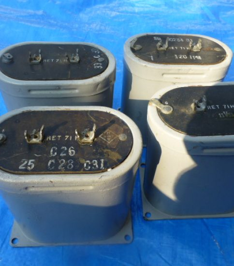 Western Electric 71H Choke Coils ¥33,000/Each