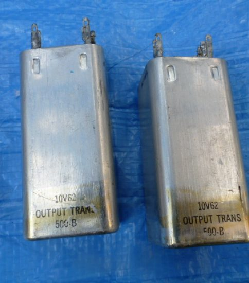 Western Electric 500B output transformers ¥Sold out!!