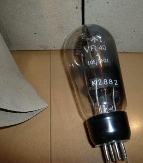 Marconi PX25/VR40 tubes ¥220,000/Pair