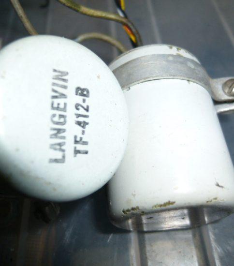 Langevin TF-412-B Input Transformers ¥88,000/Pair