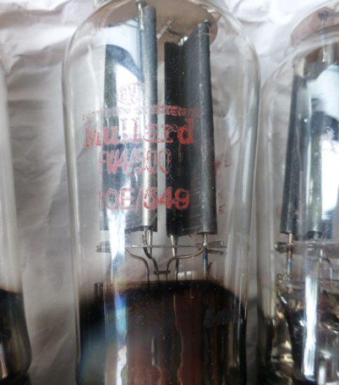 Murrard FW4-500 tubes ¥8,640/Each