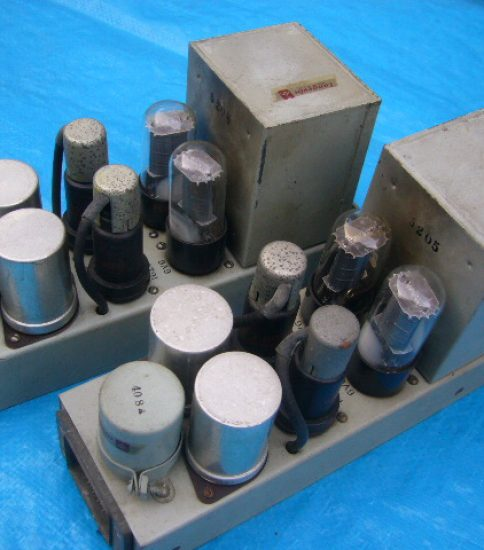 Langevin 117A Line Amplifiers ¥275,000/Pair