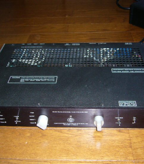 Counter Point SA3.1 Stereo Preamplifier ¥140,400