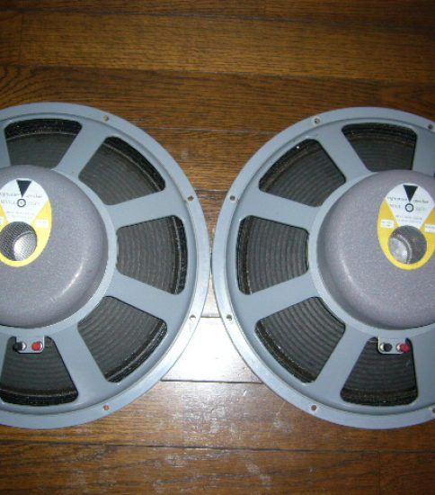 JBL D140F 15″ Speakers ¥165,000/Pair
