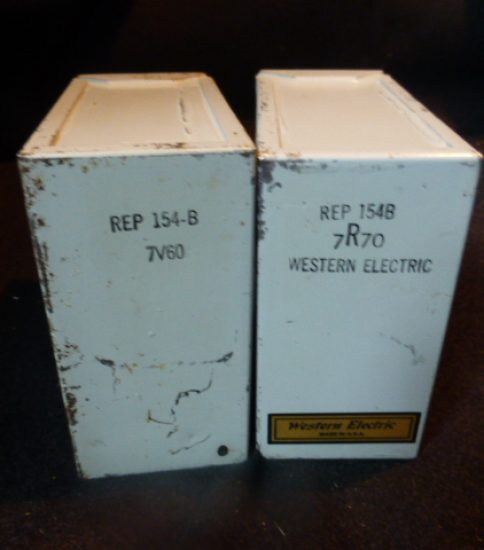 Western Electric 154B REP ¥Sold out!!