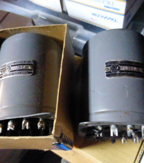 UTC CVP-1 Output Transformers ¥97,200/Pair