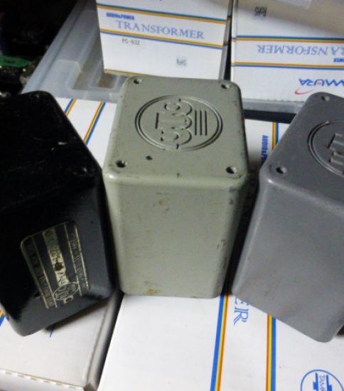 UTC HA-137 Interstage Transformers ¥55,000/Each