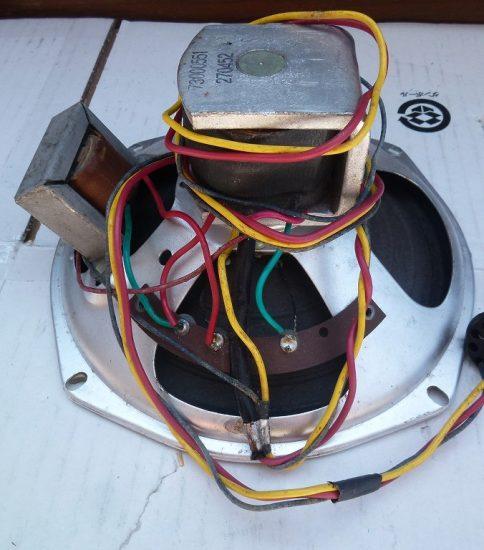 Quam 8″ Field coil speaker ¥16,500