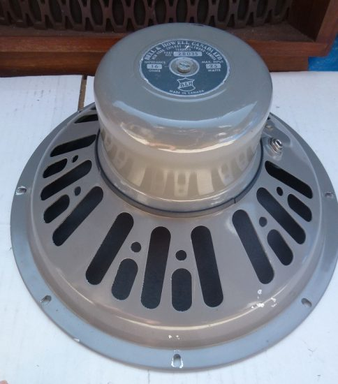 Bell & Howell 12″ Speaker ¥27,500