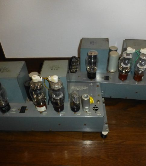 Ampex 6516 Power Amplifiers ¥Sold out!!