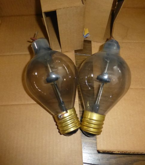Gordos G-83 Tungar Bulbs ¥55,000/Pair
