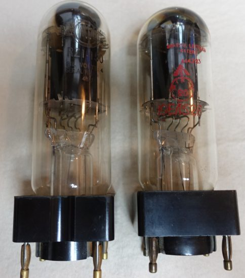 Murrard RZ1-150 Tubes ¥22,000/Each